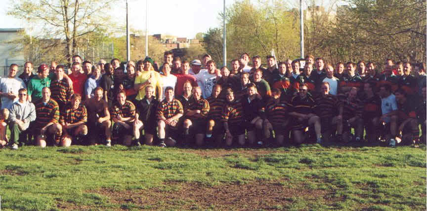 Charles River Rugby Old Boys 23