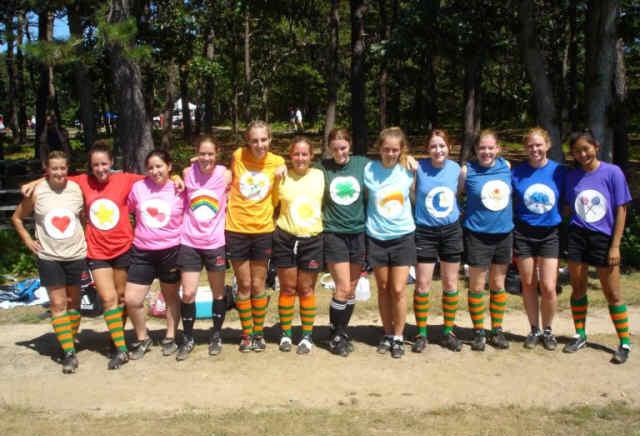 Charles River Women's Team
