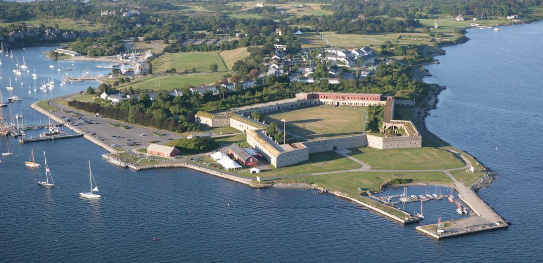 Fort Adams St. Park